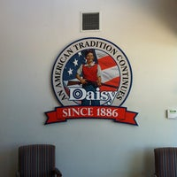 Photo taken at Daisy Outdoor Products by Ellen C. on 6/28/2013
