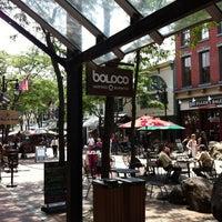 Photo taken at Boloco by Ellen C. on 7/22/2013