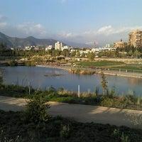 Foto tirada no(a) Parque Bicentenario por Sebastian Rodrigo G. em 1/28/2013