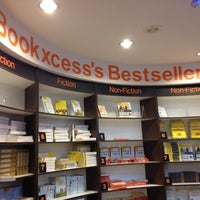 Photo taken at BookXcess by Lily L. on 12/30/2012