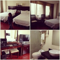 Photo taken at Clivia Hotel by Lily L. on 3/12/2013