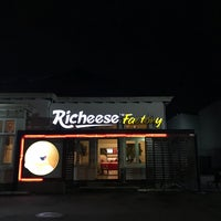Photo taken at Richeese Factory by Lily L. on 1/31/2018