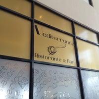 Photo taken at Meditteraneo Restaurant by Farouq J. on 1/24/2014