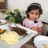 Photo taken at Meditteraneo Restaurant by Farouq J. on 2/9/2014