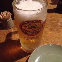 Photo taken at 酒庵 五醍 by Jin-ichiro O. on 11/21/2014