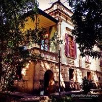 Снимок сделан в Centro de Preservação Cultural da USP - Casa de Dona Yayá пользователем OMELHORDESAMPA 5/10/2015