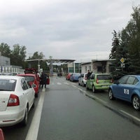 Photo taken at Škoda Auto Kvasiny by Vojta L. on 9/21/2013