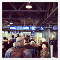 Photo taken at West Harbour / West Terminal by Sergey I. on 2/24/2013