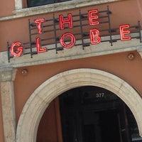 Photo taken at Globe Cafe & Bar by Mabel M. on 5/14/2014