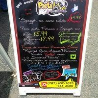 Photo taken at Pasta Mia by Eliud M. on 8/15/2013