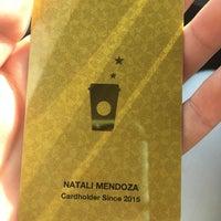 Photo taken at Starbucks by Natali M. on 10/13/2015