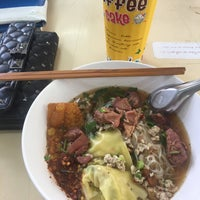 Photo taken at ACC-BA Cafeteria by Bonbon R. on 3/27/2017
