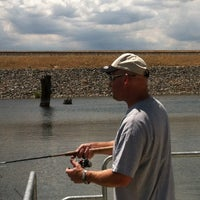 Photo taken at Dave's Fishing Spot by Neal C. on 7/19/2013