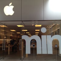 Photo taken at Apple by Jason O. on 4/15/2013