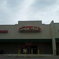 Photo taken at Sam Ash Music Stores by Robert P. on 10/4/2012