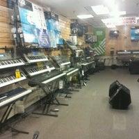 Photo taken at Sam Ash Music Stores by Robert P. on 11/28/2012