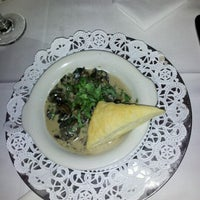 Photo taken at La Trattoria by Robert P. on 10/30/2012