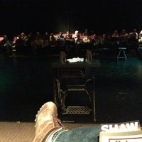 Photo taken at Irish Classical Theatre Company by Steve P. on 3/28/2013