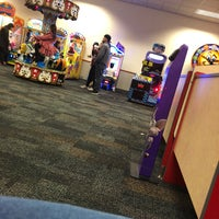 Photo taken at Chuck E. Cheese's by Paul D. on 1/21/2018