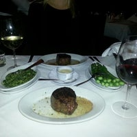 Photo taken at Ruth's Chris Steak House by Michael Q. on 10/13/2012
