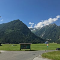 Photo taken at Nationalpark Hohe Tauern by Alaa B. on 6/20/2018