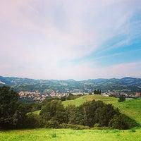 Photo taken at Prati Di Mugnano by Antonio A. on 9/21/2014