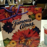 Photo taken at Famous Amos by Cik F. on 2/3/2013