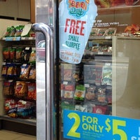Photo taken at 7-Eleven by Luis G. on 7/11/2014