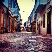 3/3/2013 tarihinde Firat S.ziyaretçi tarafından Alaçatı Çarşı'de çekilen fotoğraf