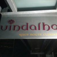 Photo taken at Vindalho by Jeff M. on 11/25/2012