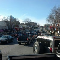 Photo taken at Historic Downtown Branson by Jeff M. on 12/26/2012