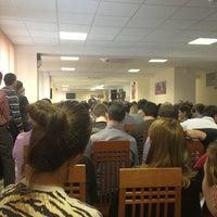 Photo taken at Столовая МТС by Евгения С. on 2/7/2013