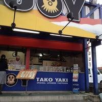 5/4/2013にEishi T.がTakoyaki JOYで撮った写真