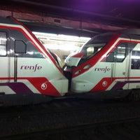 Photo taken at RENFE Passeig de Gràcia by Mukhamedov S. on 10/20/2012