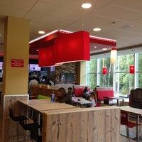 Photo taken at Burger King by kirill s. on 8/31/2014