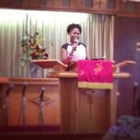 Photo taken at Highway Gospel Community Center by Pedro M. on 6/9/2013