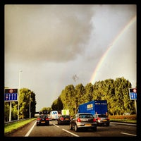 Photo taken at A12 (12, Reeuwijk) by Maurice H. on 9/16/2013