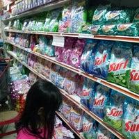 Photo taken at Top 100 Supermarket by Bambang E. on 10/26/2012