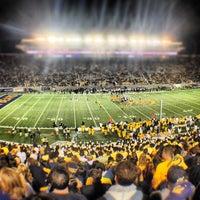 Photo taken at California Memorial Stadium by Omar J. on 11/3/2012