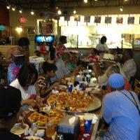 Photo taken at Pizza Shuttle by Jordan R. on 6/12/2013
