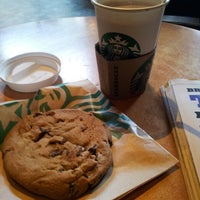 Photo taken at Starbucks by Luc V. on 9/14/2012