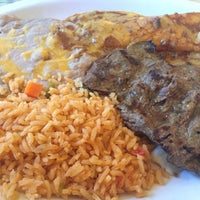 Photo taken at Ernesto's Fine Mexican Food by Leonda L. on 2/20/2017