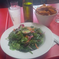 Photo taken at The Wharf Shed Café by Ryan C. on 4/2/2015