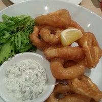 Photo taken at Big O Cafe & Restaurant by Steve T. on 2/15/2013