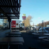 Photo taken at McDonald's by Sergey L. on 10/22/2011
