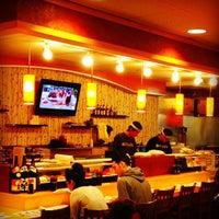 Photo taken at Shin's Sushi Bar by Joey L. on 12/5/2011