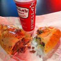 Photo taken at DiBella's Old Fashioned Submarines by Brian H. on 11/26/2011