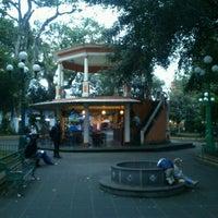 Foto diambil di Parque Miguel Hidalgo oleh Fernando G. pada 12/27/2011