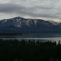 Photo taken at Forest Buffet at Harrah's Hotel Casino Lake Tahoe by Amy Z. on 12/28/2011