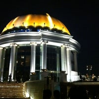 Photo taken at The Tower Club at lebua by Frank F. on 10/28/2011